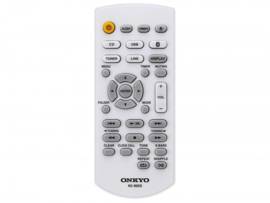 Onkyo CS-265DAB-W stereo hi-fi mini systeem met DAB+, FM, Bluetooth, CD-speler en USB, wit