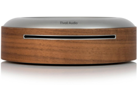 Tivoli Audio ART Model CD draadloze hifi CD-speler met streaming audio en radio, walnoot, ZONDER DOOS