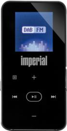 Imperial DABMAN 2 zak radio met DAB+, FM, Bluetooth zender en MP3