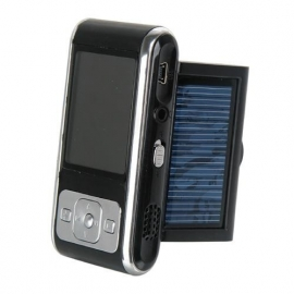 POWERplus Toucan Solar MP4 video- en audiospeler