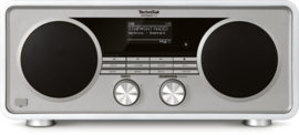 TechniSat DigitRadio 600 alles-in-1 stereo radio systeem, wit, OPEN DOOS