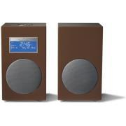 Tivoli Audio Model 10+ DAB+ en FM stereo radio systeem met extra luidspreker, Chestnut Brown, EX SHOWMODEL