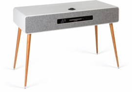 Ruark R7 mk3 high fidelity radiogram stereo high end muziekcentrum, Soft Grey