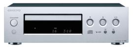 Onkyo C-755 hifi CD-speler, zilver