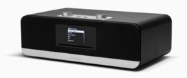 Roberts Stream 67 Smart Audio Systeem met internetradio, Multiroom, DAB+, FM, USB, Spotify en Bluetooth, zwart