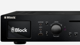 Block CVR-10 MK2 CD Internet Receiver, all-in-one, zwart