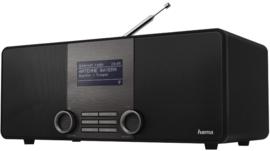 Hama DIR3010 stereo digitale internet radio met DAB+, FM, Spotify en Multiroom