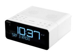P TEC Tamaro stereo DAB+ wekkerradio met FM ontvangst en Bluetooth