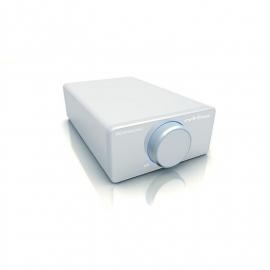 Scansonic A200 stereo versterker 2x 100 Watt RMS, wit