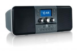 Boston Trio XT Stereo (DAB en FM radio met CD black)