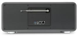 TechniSat DigitRadio 600 alles-in-1 stereo radio systeem, antraciet