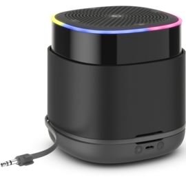 Pure StreamR draagbare Bluetooth Speaker met DAB+ en FM radio, Charcoal