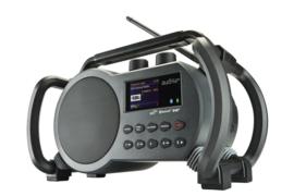 Audisse Netbox werkradio met WIFI, DAB+, Bluetooth, USB en Spotify