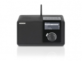 NOXON iRadio 300 internetradio en audiostreamer