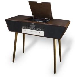 Soundmaster Elite Line NR995 BR nostalgisch retro stereo hifi DAB+ muziekcentrum