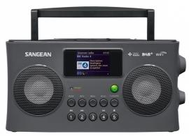 Sangean Fusion 290 (WFR-29C) Internet radio met Spotify, DAB+ en FM met kleurenscherm
