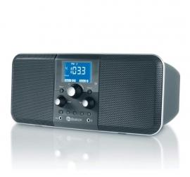 Boston Horizon Duo (AM/FM Stereo radio, Zwart)
