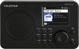 Telestar DIRA M 5i compacte internet radio, Bluetooth en USB