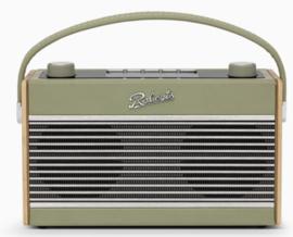 Roberts Rambler BT STEREO retro DAB+ radio met FM en Bluetooth, Leaf Green