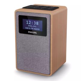 Philips TAR5005 / 10 klok radio radio met DAB+ en FM