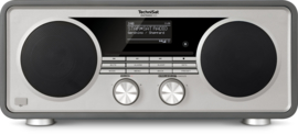 TechniSat DigitRadio 600 alles-in-1 stereo radio systeem, antraciet