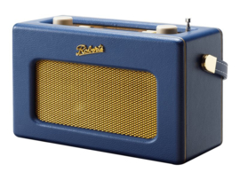Roberts Revival iStream 3 internetradio, DAB+, FM, USB, Spotify, Alexa en Bluetooth, Midnight Blue