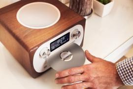 Pure Evoke C-D4 digitale DAB+ radio met CD en Bluetooth