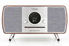 Tivoli Audio ART Music System Home alles-in-één hifi-systeem met internet, DAB+, FM, Spotify en Bluetooth, walnoot