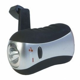 POWERplus Puma opwindbare zaklamp