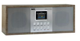 Imperial DABMAN d30 stereo radio met DAB+ en FM, USB en AUX, vintage