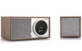 Tivoli Audio ART Stereo Wireless Radio Combo met internetradio, DAB+, FM, Spotify en Bluetooth, walnut