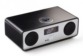 Ruark Audio R2 stereo systeem DAB+, FM, Internetradio, Bluetooth, USB en Spotify, Soft Black
