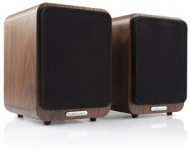 Ruark Audio MR1 Bluetooth stereo muzieksysteem, Rich Walnut