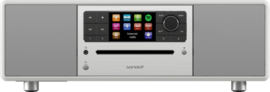 Sonoro Prestige SO-330 V3 stereo internetradio met DAB+, FM, CD, Spotify, Bluetooth en USB, wit