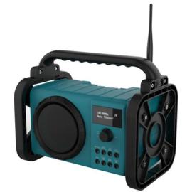 Soundmaster DAB80 bouwradio met DAB+, FM en Bluetooth