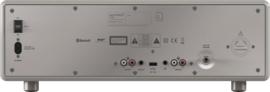 sonoro LOUNGE 2.1 stereo muzieksysteem met DAB+ en FM, CD speler, USB en Bluetooth, sandstone