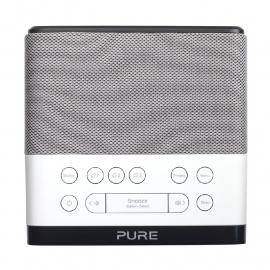 Pure Siesta Rise wekkerradio met DAB+ en FM