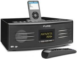 Pure Avanti Flow HiFi Stereo Set (DAB+, FM, WIFI en iPod docking)