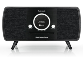 Tivoli Audio ART Music System Home alles-in-één hifi-systeem met internet, DAB+, FM, Spotify en Bluetooth, black ash