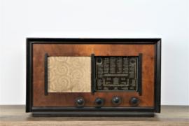 A.bsolument Nr. 270 - Echte Vintage Jaren 50 Radio met Bluetooth en audio ingang