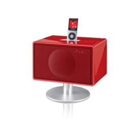 Geneva Model S Sound System met iPod / iPhone docking en FM