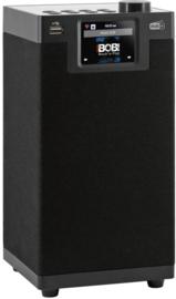Imperial DABMAN i610 stereo 2.2 hybride internetradio met DAB+ en FM, USB en Bluetooth, zwart