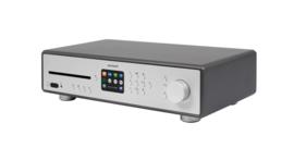 Sonoro MAESTRO hifi tuner versterker met DAB+, internetradio en CD-speler, grafiet