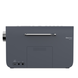 Pure One Maxi Series 3s stereo portable radio met DAB+ en FM, Slate Blue
