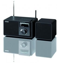 NOXON iRadio 460+ stereo internetradio met DAB / DAB+ digitale radio en FM