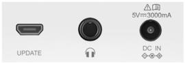 Hama DR36SBT stereo DAB+ en FM wekker radio met Bluetooth en oplaadfunctie, wit