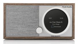Tivoli Audio ART Model One Digital Generatie 2 met internetradio, DAB+, FM, Spotify en Bluetooth, walnut grey