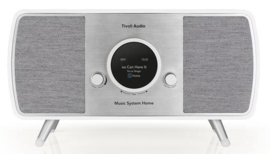 Tivoli Audio ART Music System Home Generatie 2 alles-in-één hifi-systeem met internet, DAB+, FM, Spotify en Bluetooth, wit