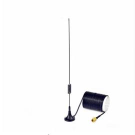 DAB+ antenne met magneetvoet SMA
