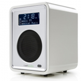 Ruark Audio R1 DAB, DAB+ en FM tafelradio, Dream White